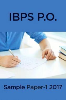 IBPS P.O.Sample Paper -1 2017