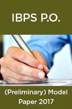 IBPS P.O.(Preliminary) Model Paper 2017