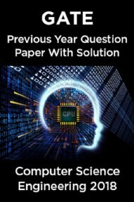 GATE Previous Year Question Paper With Solution For Computer Science Engineering 2018