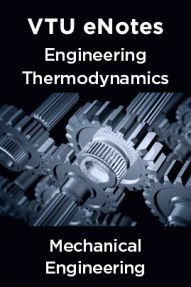 VTU eNotes On Engineering Thermodynamics For Mechanical Engineering