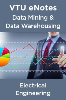 VTU eNotes On Data Mining & Data Warehousing For Electrical Engineering
