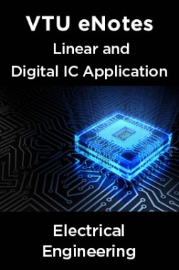 VTU eNotes On Linear & Digital IC Application For Electrical Engineering