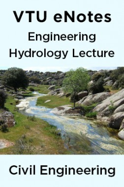 VTU eNotes On Engineering Hydrology Lecture  For Civil Engineering