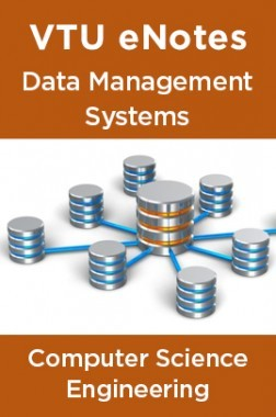 VTU eNotes On Data Management Systems For Computer Science Engineering