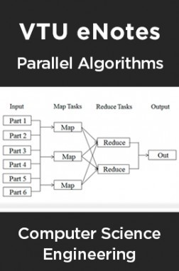 VTU eNotes On Parallel Algorithms For Computer Science Engineering