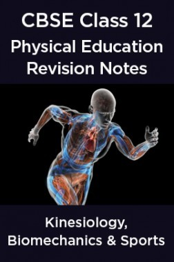 Free Download CBSE Class 12 Physical Education Revision