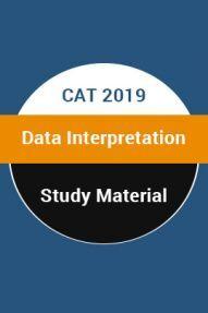 Study Material For CAT 2019 Data Interpretation