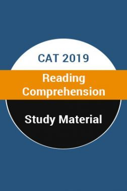 Study Material For CAT 2019 Reading Comprehension