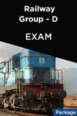 Railway Group - D Exam ( Package)