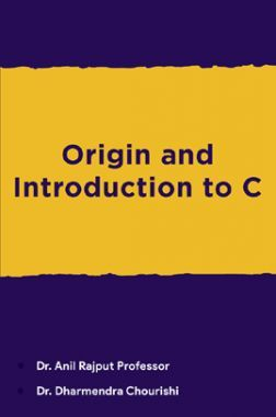 Origin And Introduction To C