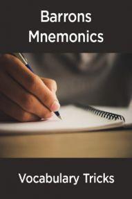 Barrons Mnemonics Vocabulary Tricks