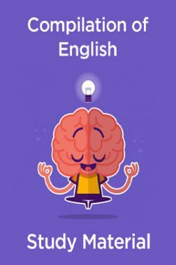 Compilation Of English Study Material