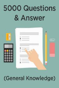 5000 Questions & Answer (General Knowledge)