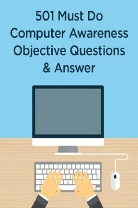 501 Must Do Computer Awareness Objective Questions & Answer