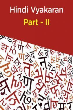 Hindi Vyakaran Part - II