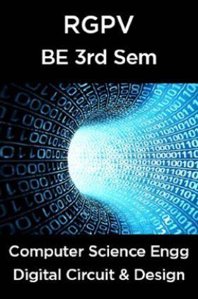Digital Circuit & Design For BE 3rd Sem Computer Science Engineering