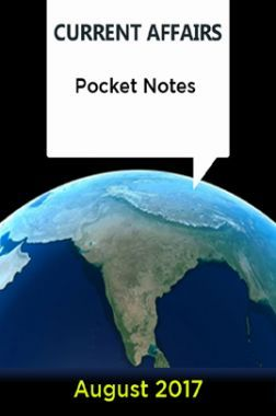 Current Affairs Pocket Notes - August 2017
