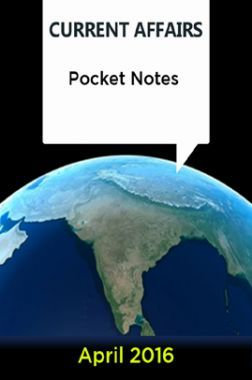 Current Affairs Pocket Notes - April 2016