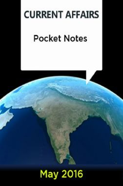 Current Affairs Pocket Notes - May 2016