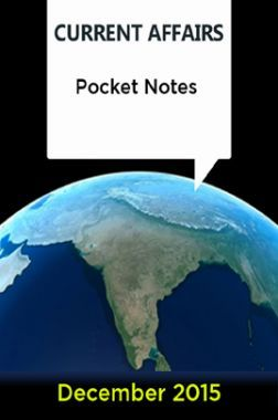 Current Affairs Pocket Notes - December 2015