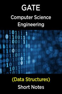 GATE Short Notes For Computer Science Engg (Data Structures)