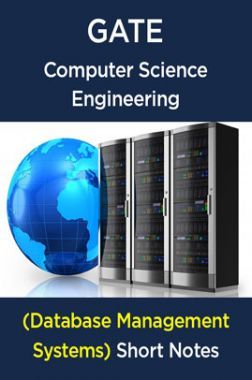 GATE Short Notes For Computer Science Engg (Database Management Systems)