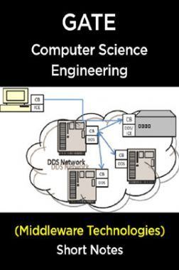GATE Short Notes For Computer Science Engg (Middleware Technologies)