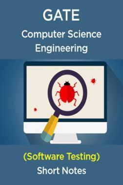 GATE Short Notes For Computer Science Engg (Software Testing)