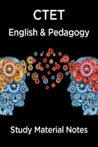 CTET English & Pedagogy Study Material Notes