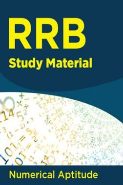 RRB Study Material For Numerical Aptitude