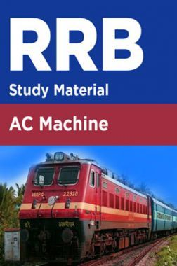 RRB Study Material For AC Machine