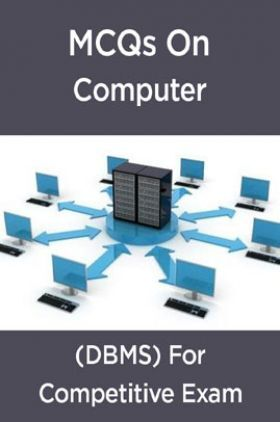MCQs On Computer (DBMS) For Competitive Exam.