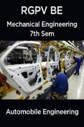Automobile Engineering For RGPV BE 7th Sem Mechanical Engineering