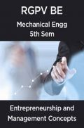 Entrepreneurship & Management Concepts For RGPV BE 5th Sem Mechanical Engineering