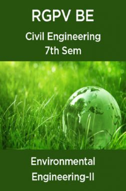 Environmental Engineering-II For RGPV BE 7th Sem Civil Engineering