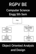Object Oriented Analysis & Design For RGPV BE 5th Sem Computer Science Engineering