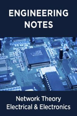 Network Theory Electrical & Electronics Notes For Engineering
