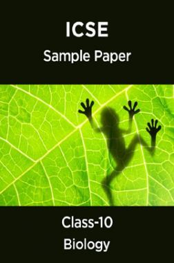 ICSE Biology Sample Paper For Class-10