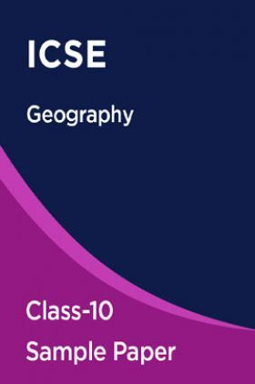 ICSE Geography Sample Paper For Class-10