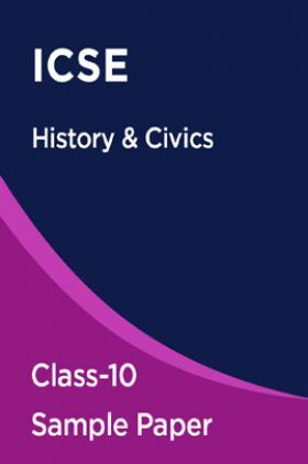 ICSE History & Civics Sample Paper For Class-10