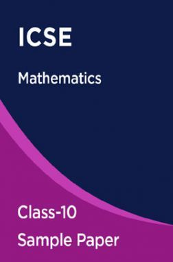 ICSE Maths Sample Paper For Class-10