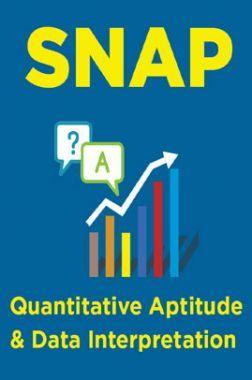 SNAP Quantitative Aptitude & Data Interpretation