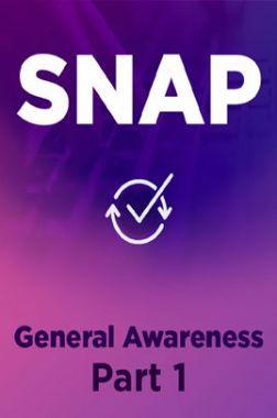 SNAP General Awareness Part 1