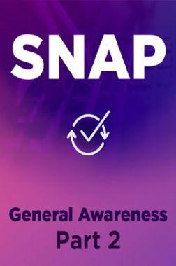 SNAP General Awareness Part 2