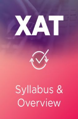 XAT Syllabus & Overview