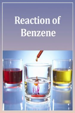 Reaction Of Benzene