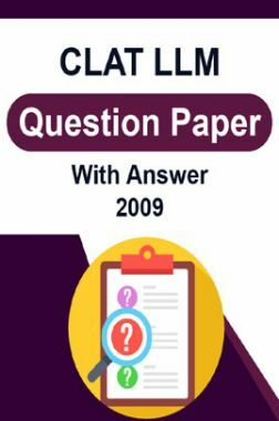 CLAT LLM Question Paper With Answer 2009