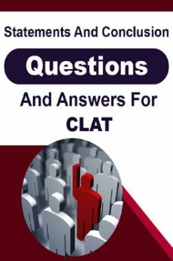 Statement And Conclusion Questions And Answers For CLAT