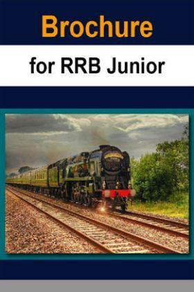Brochure for RRB Junior