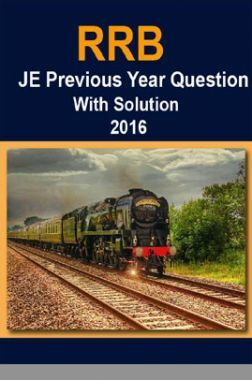 RRB JE Previous Year Question With Solution 2016